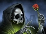death and a rose
