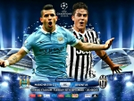 MANCHESTER CITY - JUVENTUS CHAMPIONS LEAGUE 2015