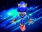 Behold, Metal Sonic!
