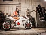 White Street Bike