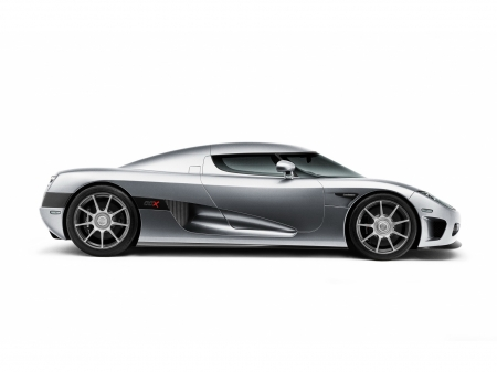 koenigsegg ccx - grey, koenigsegg, european, sports