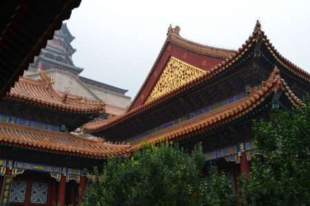 Summer Palace Architecture - architecture, summer palace, emperor, china, asian, palace