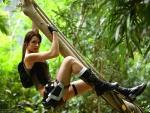 Pretty in the jungle