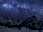 unbelievably wondrous stary night
