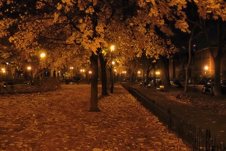 Autumn Night Other Nature Background Wallpapers On Desktop Nexus Image 2017293