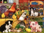 Farm Animals F1Cmp