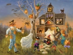Trick-or-treat Halloween F2mp