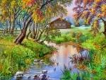 Autumn Rural