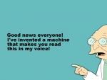 Futurama - Professor Farnsworth