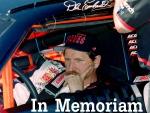 #3 Dale Earnhardt, Sr. in his Car