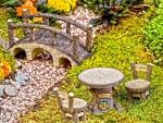 *Fairy garden*