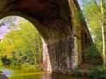 stone arches bridge