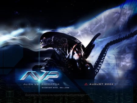 Alien vs. Predator - predator, alien