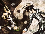 D Gray man lenale and kanda