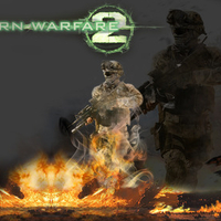 Call of duty Modern warfare 2 Background