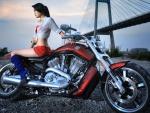 Harley Davidson Motorcycle F