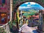 Tuscany, France