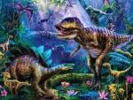 Dino Jungles F