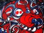 Chiang Mai Wall art