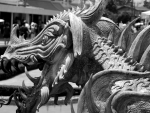Statue of the dragon