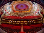 magnificent ornate theater hdr