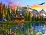 Oldlook Cabin