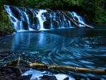 Upper Beaver Falls, Oregon