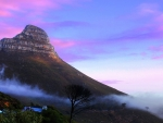 Sunrise on Table Mountain, Cape Town, South Africa