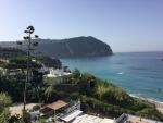 View to Mountain Ischia Italy