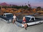 Cowgirls &  Trucks