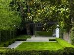 green outdoor
