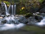 Crystal Creek Falls, California