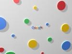 New Google Logo 3D