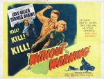 Classic Movies - Without Warning (1952)