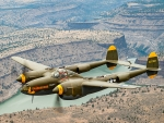 WWII P-38 Lightning