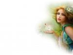 Serene Fairy