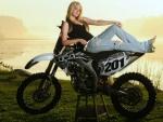 Dirt Bike Motorcycle Model