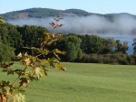 Morning Mist in Maine