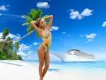 Swimsuit Model ~ Katya Clover