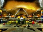 kuala lumpur international airport hdr