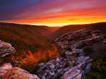 Lindy Point, Blackwater Falls State Park, West Virginia