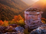 West Virginia, Blackwater Falls State Park