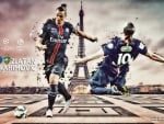 ZLATAN IBRAHIMOVIC WALLPAPERS