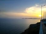 Golden Sunset on Goldmohur Beach Aden
