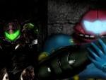 Samus & SA-X Metroid Fusion