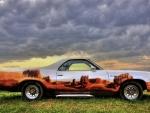 Chevy 1973 El Camino