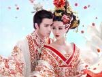 The empress of China and general Li Mu