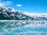Snow Mountains Alaska