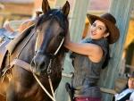 Cowgirl Mishti