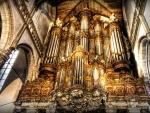 magnificent church organ hdr